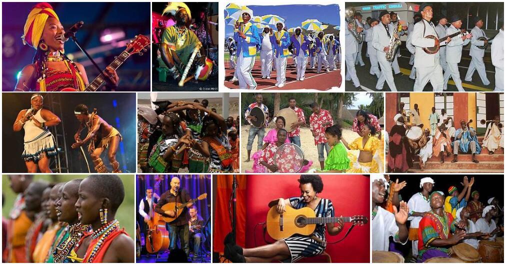 Africa Populous music