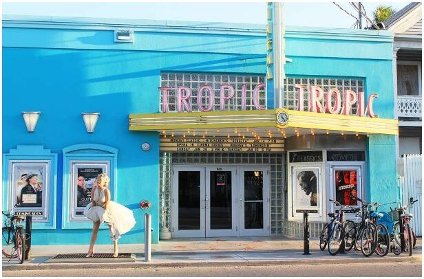 Artists thrive in Key West, Florida