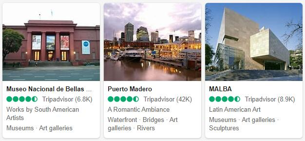 Buenos Aires Attractions 2