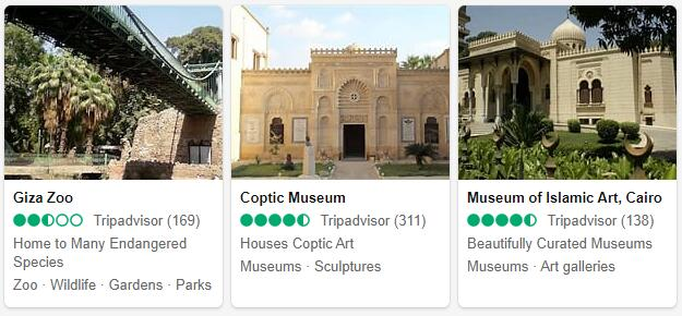 Cairo Attractions 2