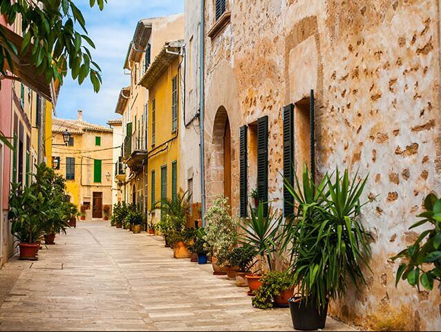 Climate in Mallorca