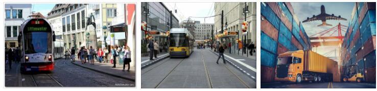 Transportation within Germany