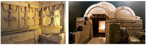 Svehtari Thracian Tomb (World Heritage)