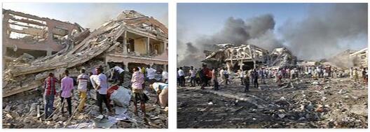 Somalia Recent History