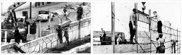 the Construction of the Berlin Wall